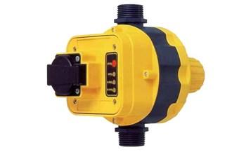 Pump control DSK