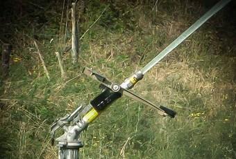 Hunter sproeiers